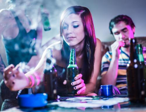Alkohol gegen Cannabis – was ist schädlicher?