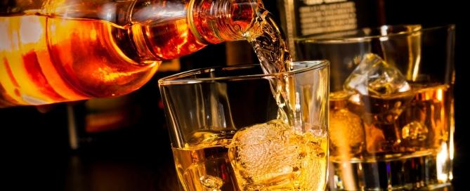 Alkohol Glas