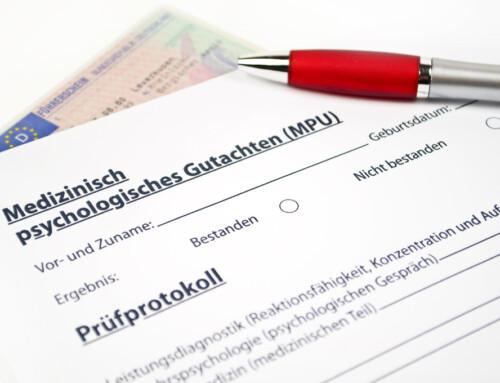 Akteneinsicht zur MPU Vorbereitung
